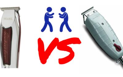 Wahl Detailer vs Andis T-Outliner: Review & Winner!