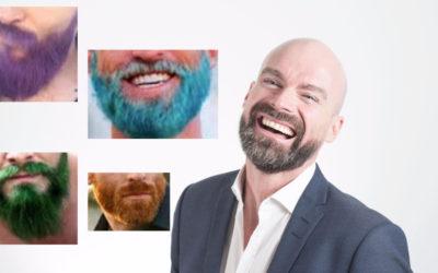 How to Dye Your Beard Like a Pro